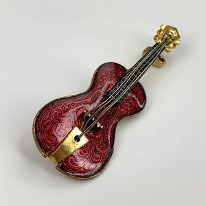 Jewelry - Vintage Violin Pin